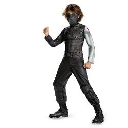 Marvel - Marvel Captain America Winter Soldier Classic Boys Costume