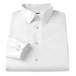 Apt. 9 - Spread-Collar Dress Shirt