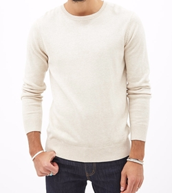 21Men - Classic Crew Neck Sweater