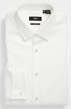 Boss Hugo Boss  - Slim Fit Tuxedo Shirt