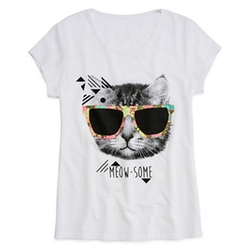 Total Girl - Short-Sleeve Graphic Tee