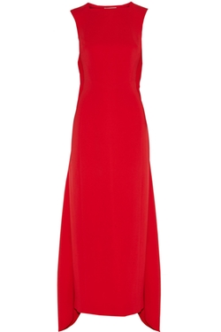 Antonio Berardi - Wrap-Effect Crepe Gown