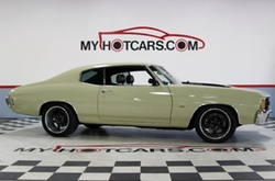 Chevrolet - 1972 Chevelle Coupe