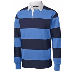 Sport Tek - Heavyweight Rugby Polo Shirt