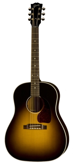Gibson - J-45 Standard Acoustic-Electric Guitar