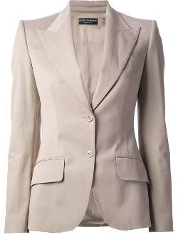 Dolce & Gabbana  - Fitted Blazer