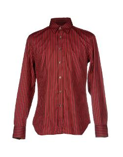 PS by Paul Smith - Striped Button Front Shirt
