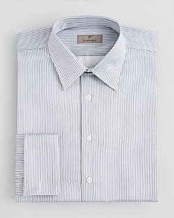 Canali - Fine Stripe Dress Shirt
