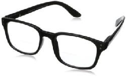 Peepers  - Dapper Bifocal Wayfarer Reading Glasses