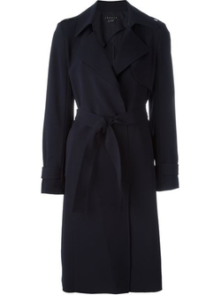 Theory - Belted Trench Coat