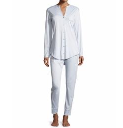 Hanro  - Pure Essence Two-Piece Pajama Set