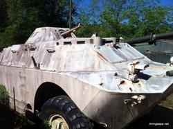 Gorkovsky Avtomobilny Zavod  - BRDM-2 Amphibious Armored Patrol Car