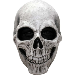 Ghoulish Masks  - White Skull Adult Mask