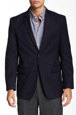US Polo Assn. - Navy Two Button Suit Separate Coat