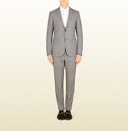 Gucci - Monaco Graphic Ceremony Suit