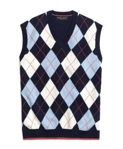Brooks Brothers - Argyle Vest