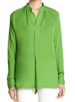 Polo Ralph Lauren - Silk Blouse