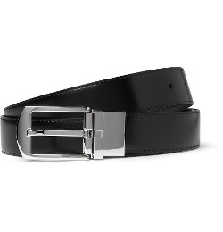 Alfred Dunhill   - Reversible Leather Belt