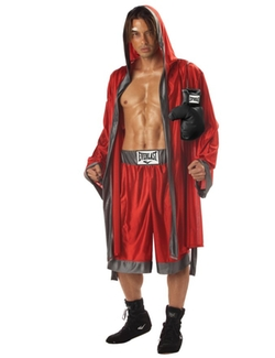 California Costumes - Everlast Boxer Robe