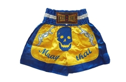 soljo -  Boxing Short Trunk Skull