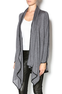 Double Zero - Long Sleeve Cardigan
