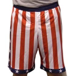 MyPartyShirt -  American Flag USA Shorts