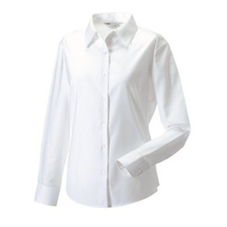Russell Collection - Easy Care Oxford Shirt