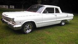 Chevrolet  - 1963 Biscayne