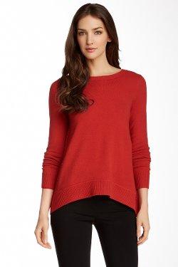 Diane Von Furstenberg  - Solid Cashmere Sweater