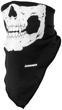 Schampa  - Lightweight Skull Face Mask