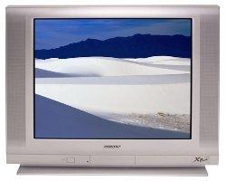 Sharp - X-Flat TV