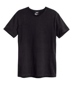 H&M - Stretch T-Shirt