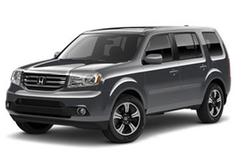 Honda - 2WD SE Pilot SUV