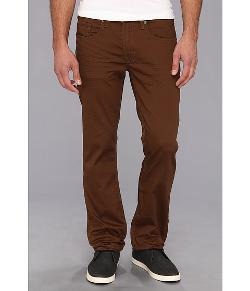 Buffalo David Bitton  - Six Torpedo Pants In Chestnut