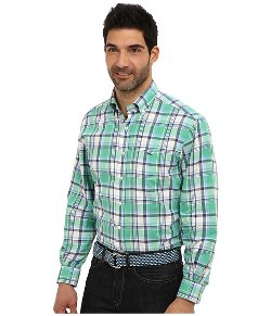 Vineyard Vines - Compo Plaid Tucker Shirt