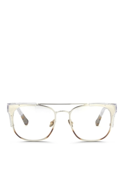Krisvanassche  - X Linda Farrow Oversize Optical Glasses