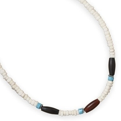 AzureBella Jewelry - Bead Necklace