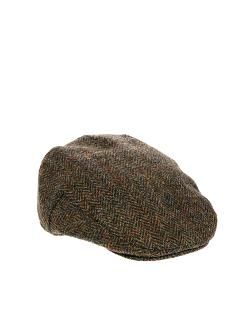 ASOS  - Flat Cap in Harris Tweed