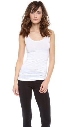 Splendid   - Scoop-neck Layers Tank
