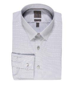 Calvin Klein -  Slim Fit L/S Dress Shirt