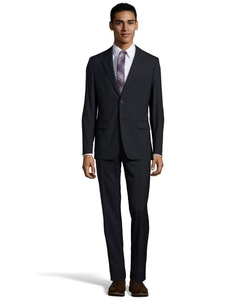 Prada - Blue Virgin Wool 2-Button Suit