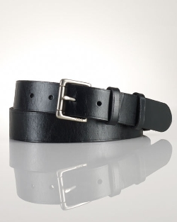 Ralph Lauren - Leather David Belt