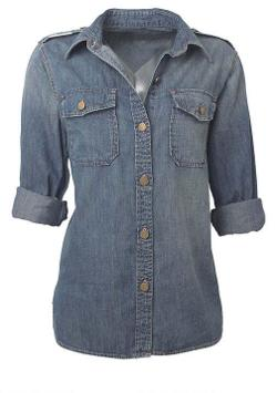 Alloy - Maggie Chambray Shirt