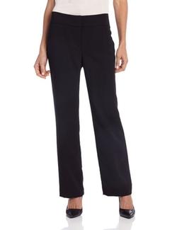 Kasper - Petite Crepe Modern Fit Lana Suit Pant