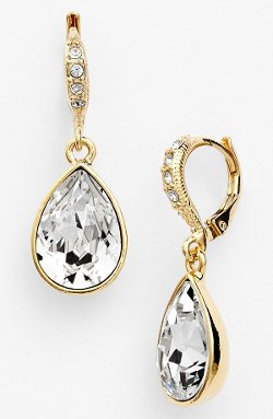 Givenchy  - Small Teardrop Earrings