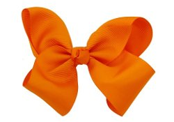 Greatlookz Fashion -  Grosgrain Hair Bows with Alligator Clip