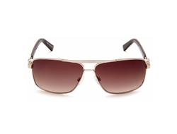 Von Zipper - Metal Stache Square Sunglasses