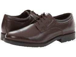 Rockport  - Essential Details Waterproof Plain Toe Oxford Shoes