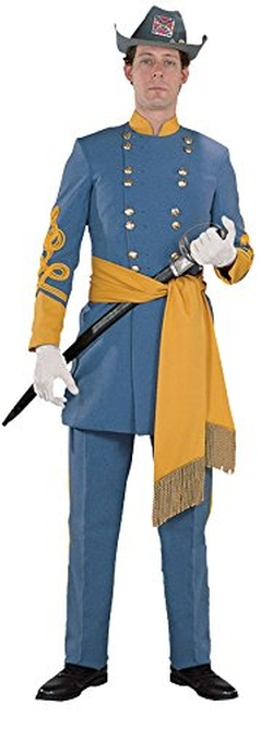 Deluxe - Confederate General Costume