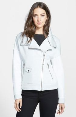 Mackage - Mesh Sleeve Moto Jacket